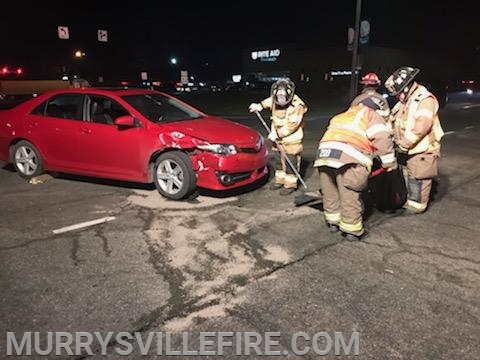 Multiple Vehicle Auto Accident - Old William Penn Highway and Cline